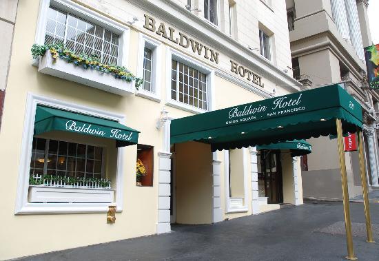 Baldwin Hotel San Francisco Tripadvisor